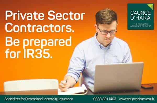 Private sector contractors need to be prepared for IR35
