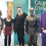 Halloween 2018 at Caunce O'Hara