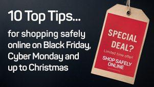 Shop Safely Online On Black Friday