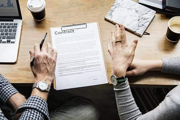 freelancer contract agreement with client