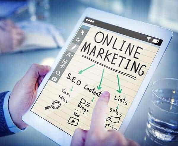 review marketing spending