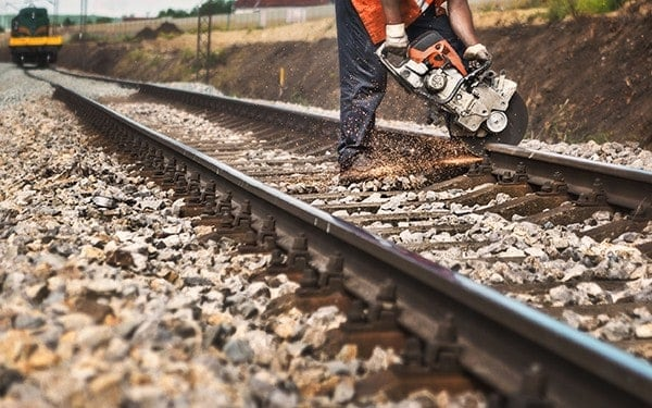 railway track laying contractor insurance