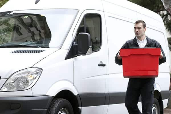 delivery driver gig economy