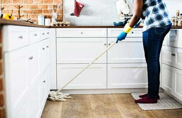 avoid being distracted by your household chores