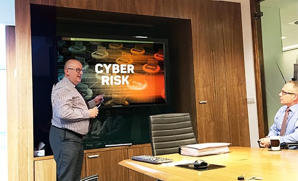 cyber risk training