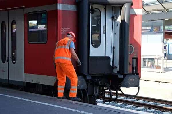 UK rail worker insurance cover
