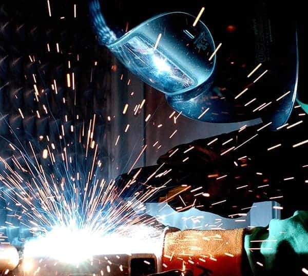 welding fumes as carcinogens