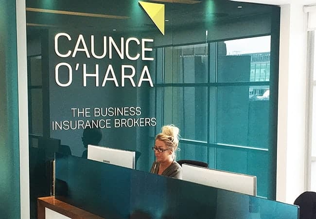 Caunce O'Hara Reception