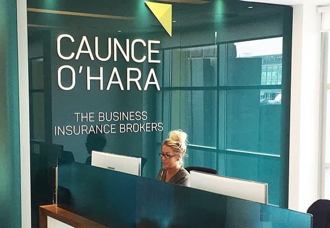 Caunce O'Hara Reception