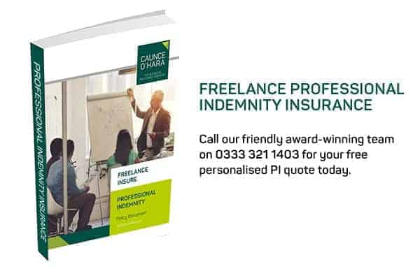 Freelance Professional Indemnity Policy Book