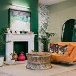 Co-working spaces in Manchester - Use.Space fireplace