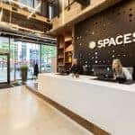 Co-working spaces in Manchester - Spaces-freelance-co-working-space-reception