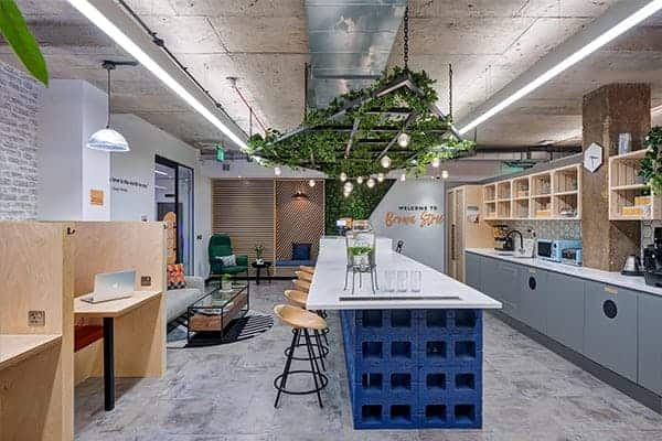 Worklife-freelance-co-working-space-kitchen-area