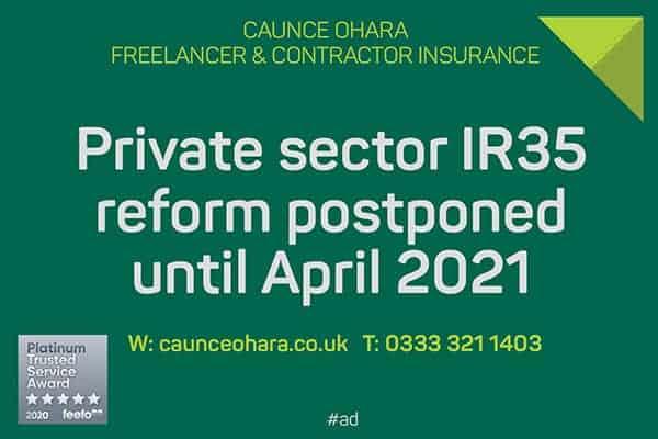 IR35 Delayed