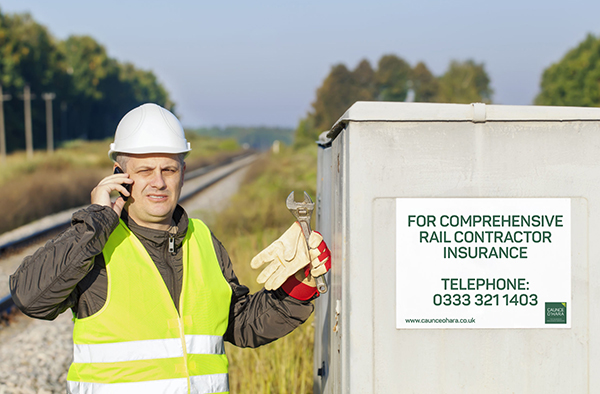 COMPREHENSIVE RAIL CONTRACTOR INSURANCE