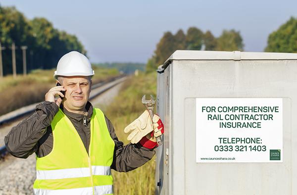 COMPREHENSIVE RAIL CONTRACTOR INSURANCE